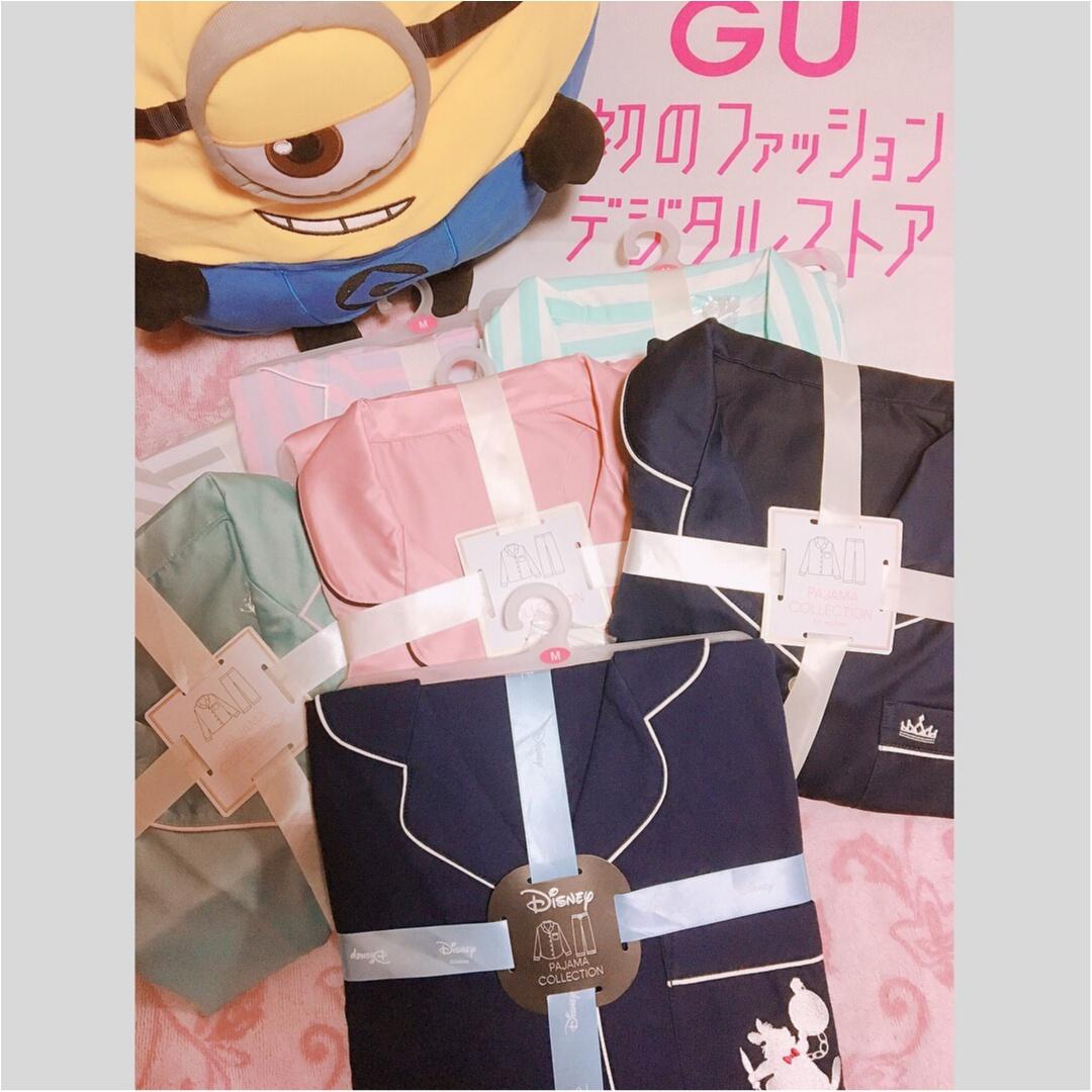 【GU】毎日いろんな柄を着たくなるguのパジャマ♡♡_1