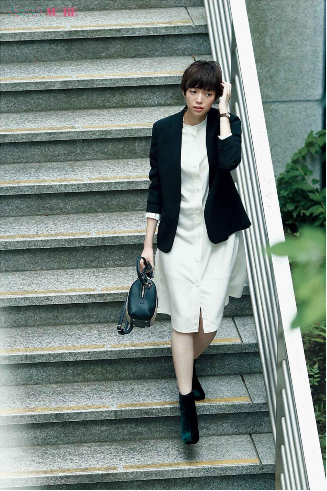 秋冬に着たいおしゃれなオフィスカジュアル♪  旬の「お仕事服見本」まとめ♡_1_6