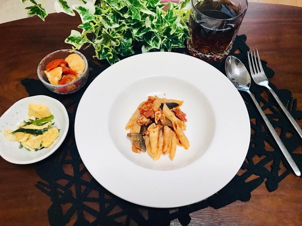 【今月のお家ごはん】アラサー女子の食卓!作り置きおかずでラクチン晩ご飯♡-Vol.8-_3
