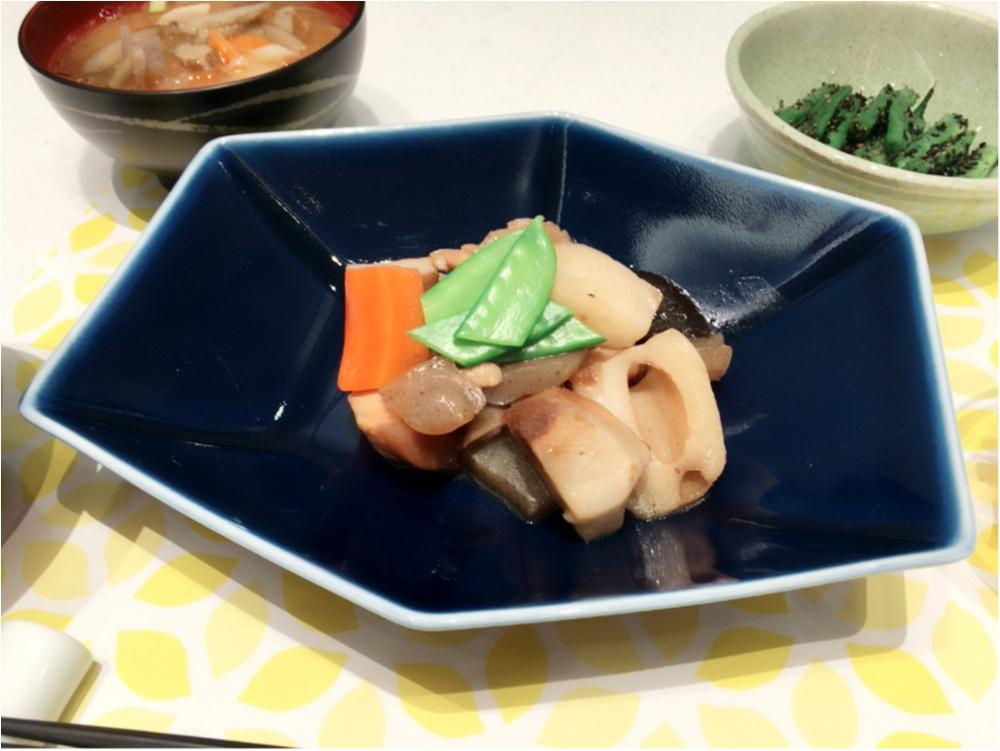 野菜料理を作ったよ♡休日の過ごし方。_3
