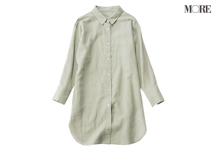 シースルーシャツのコーデ特集 - 透けるシャツ・ブラウスのおしゃれなコーディネートまとめ_35