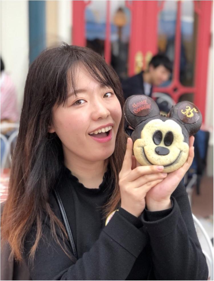 【祝❤︎TDL35周年】パークに行ったら絶対食べたい!35周年限定スペシャルフード3選♡_3