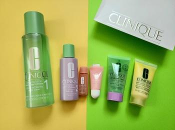 2021年は、《CLINIQUE》の拭き取り化粧水でおうちスキンケア☆
