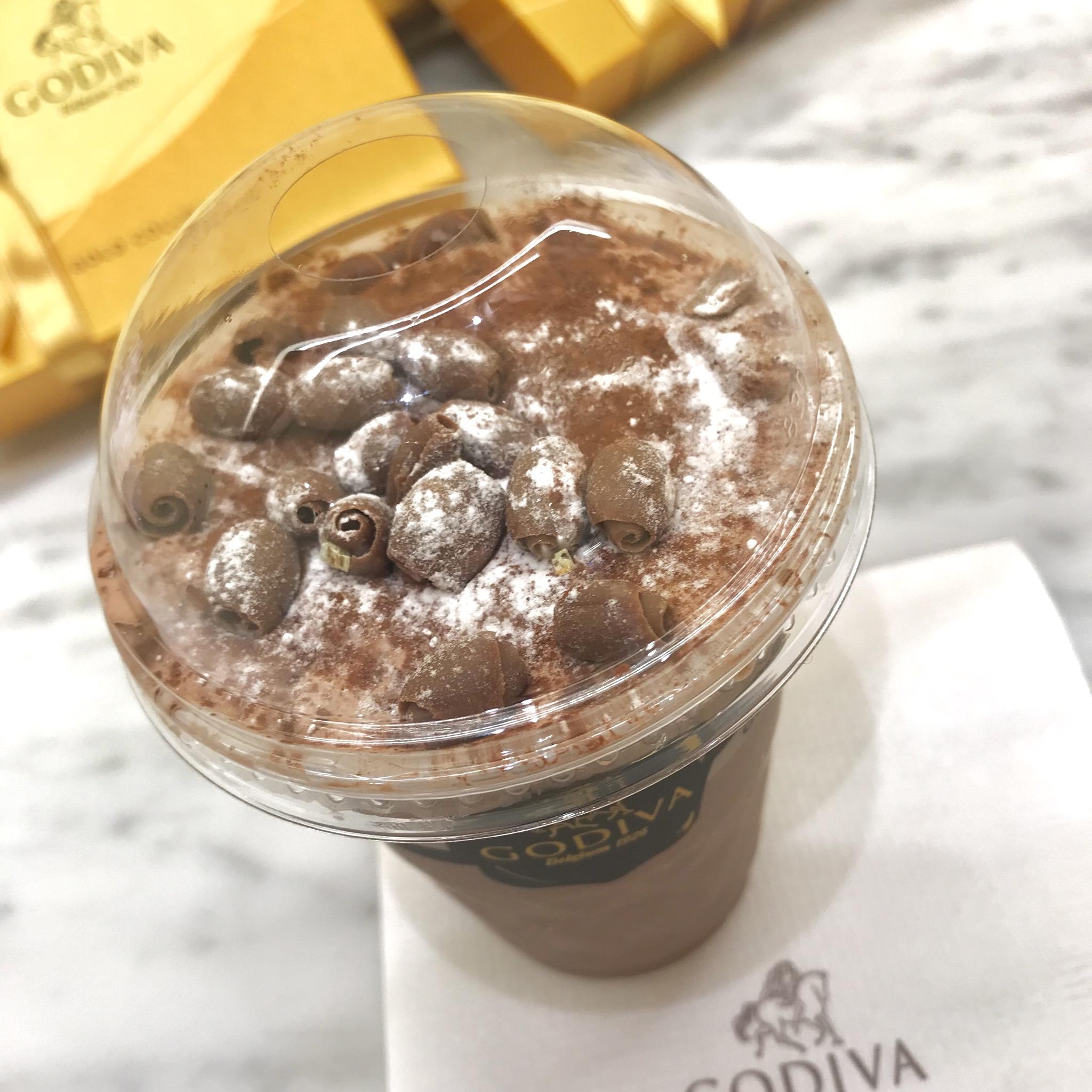 チョコ好き必見♡GODIVAが手がける濃厚ショコリキサー_2