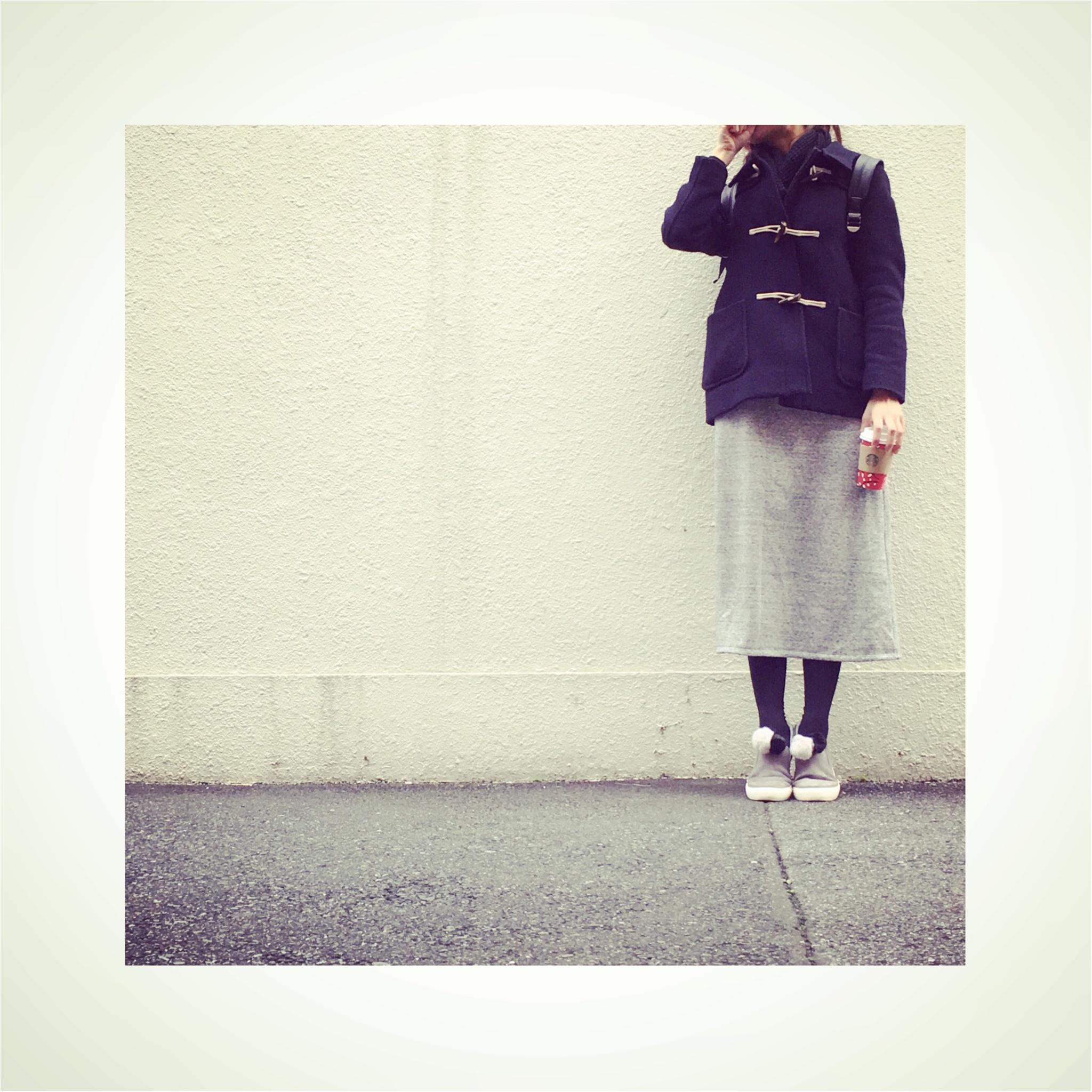 【冬のプチプラ▶gu/ユニクロ/ZARA・・・】私のオン・オフ冬のプチプラコーデpart2_5