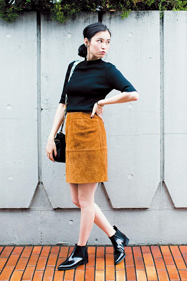 この秋「買うべきトレンド」総まとめ!(2)大人スカートで秋の女っぽいを叶える_1