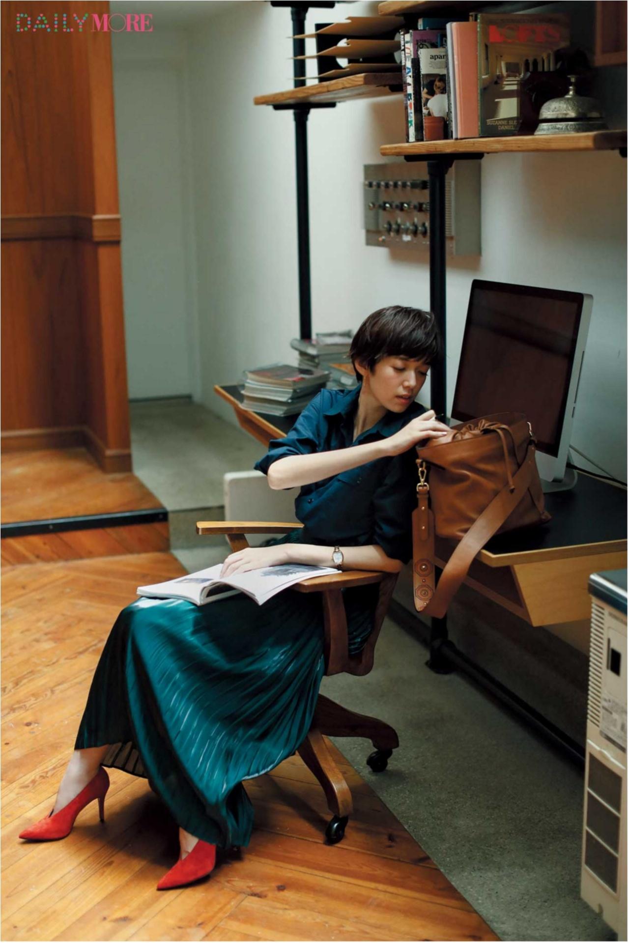 秋冬に着たいおしゃれなオフィスカジュアル♪  旬の「お仕事服見本」まとめ♡_1_4