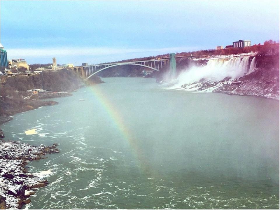 【現地レポート】大晦日は心洗われるナイアガラの滝へ_16
