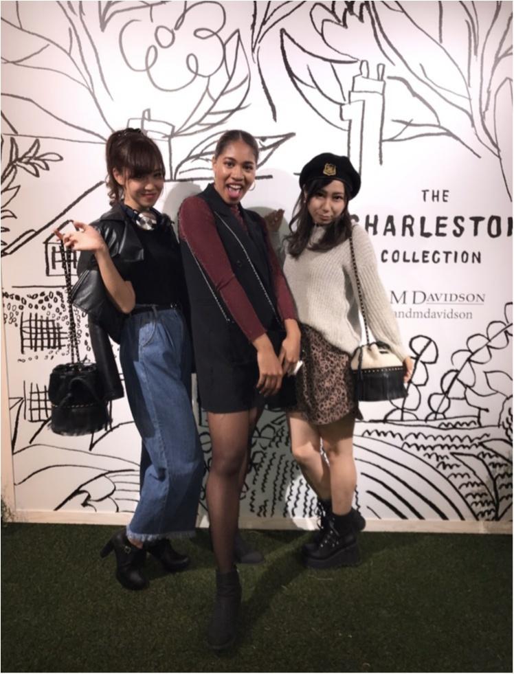 【PARTY】J&M DAVIDSON Charleston Collection ローンチパーティーに行ってきました♡_11