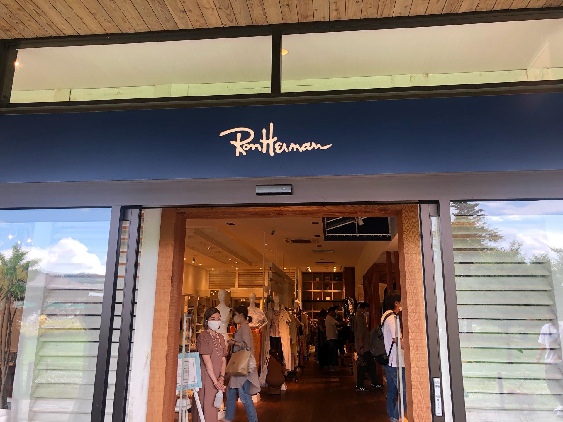 ロンハーマン店舗写真