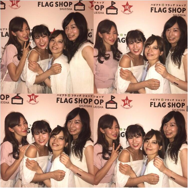 【EVENT】集英社 FLAG SHOP「10thAnniversary Party ★ CARLY RAE JEPSEN×YOKO FUCHIGAMI 」に行ってきました♡_2