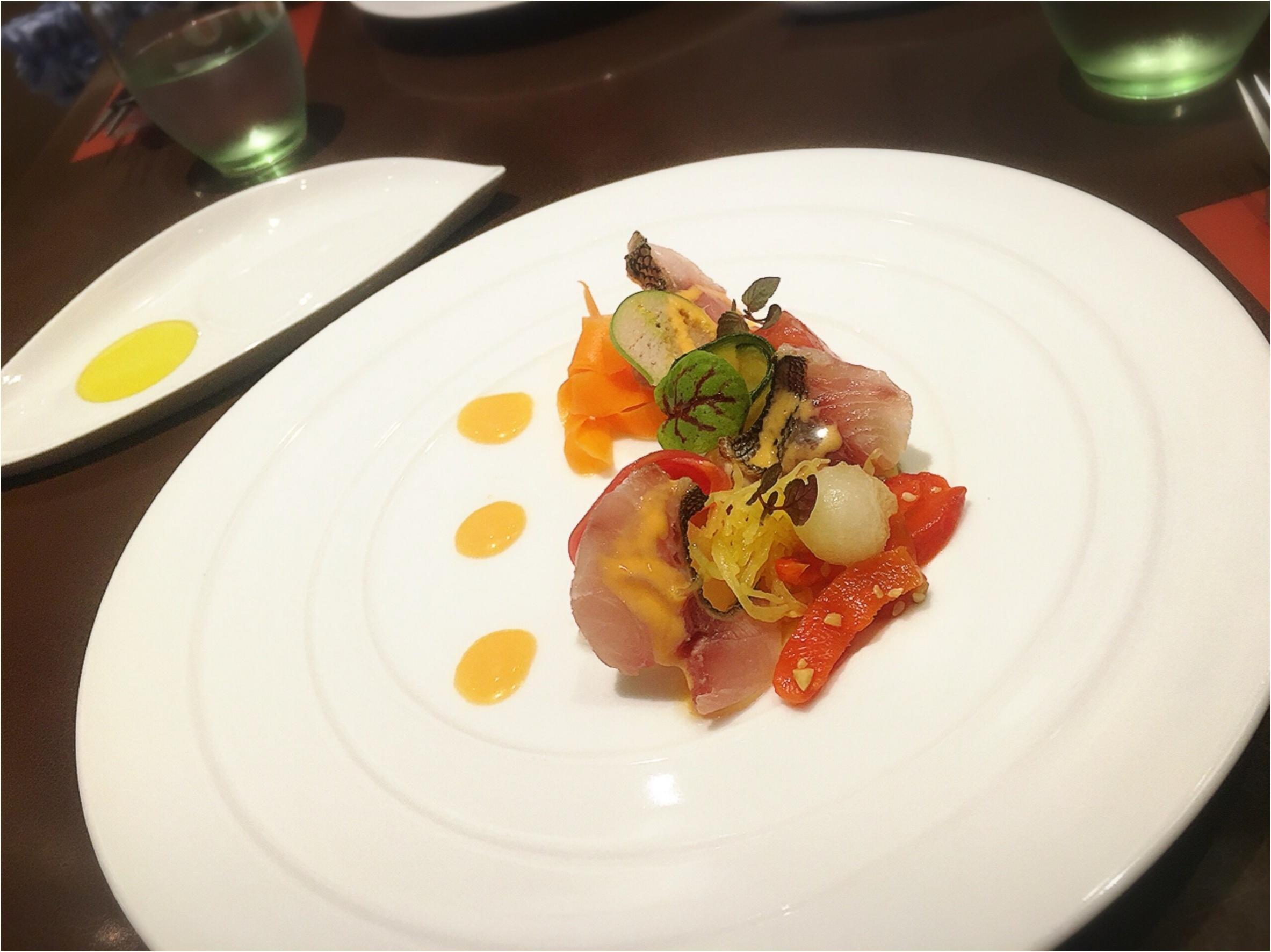 素敵なフレンチレストラン...CILQ(シルク)@表参道_2