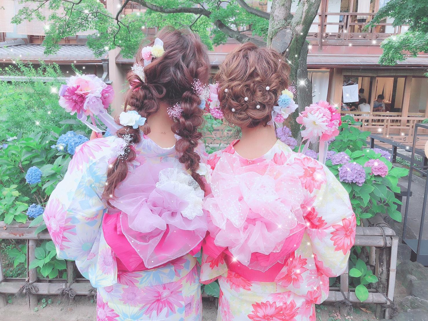 京都で着物・浴衣レンタルなら、人と差がつく可愛さの 『京都祇園屋』と『梨花和服』がおすすめ! シルバーウィークの京都女子旅にも♪_3
