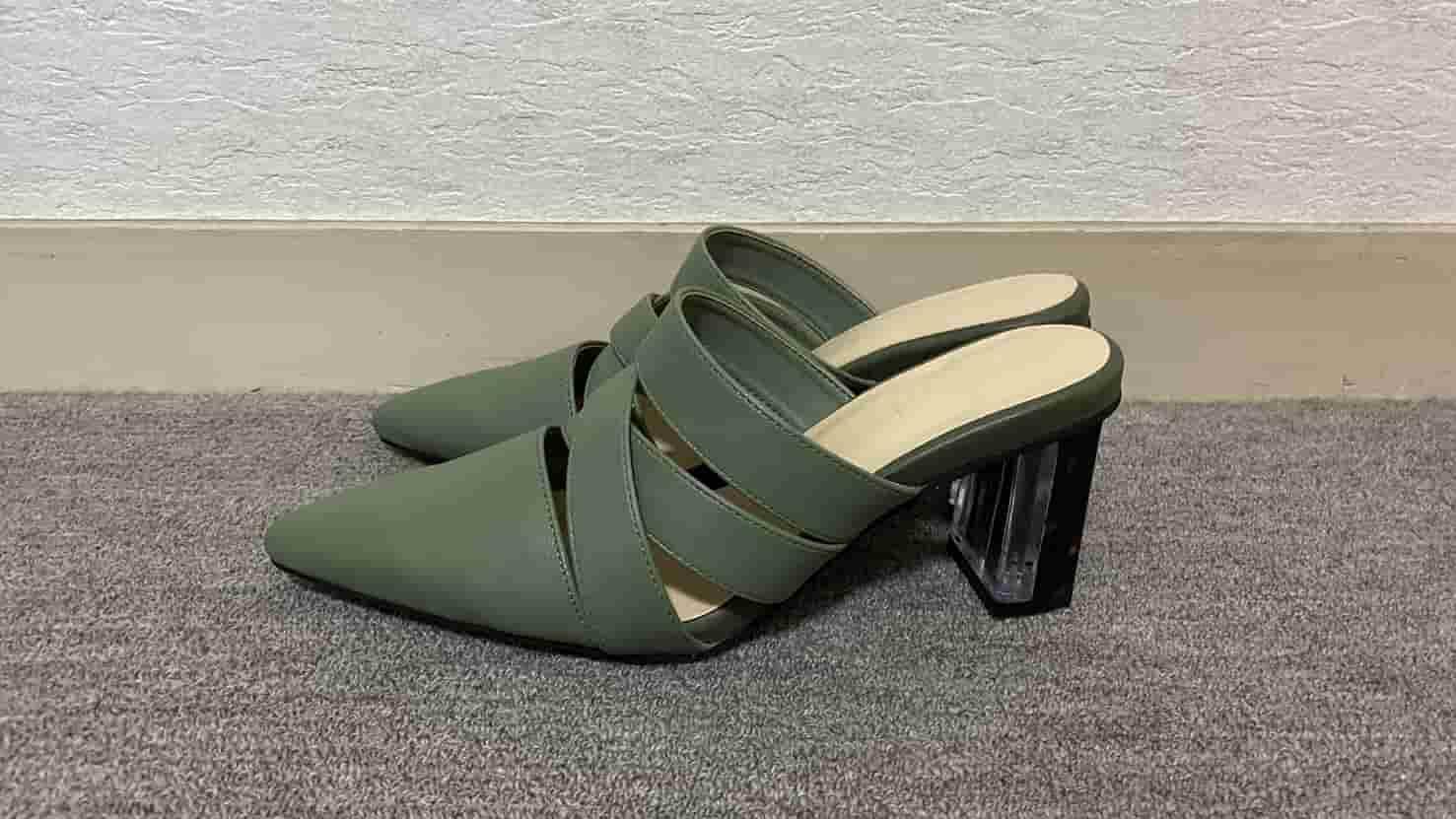 【お気に入りの靴】春夏にぴったり!ミュールとローファーを紹介_3