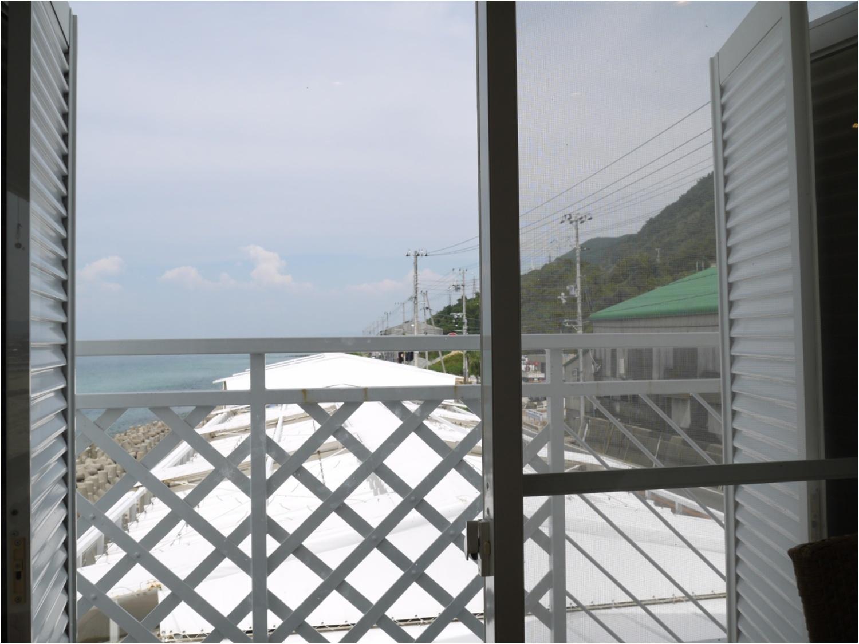 【淡路島】海辺の白いカフェレストランmiele(ミエレ)に行って来ました!_2