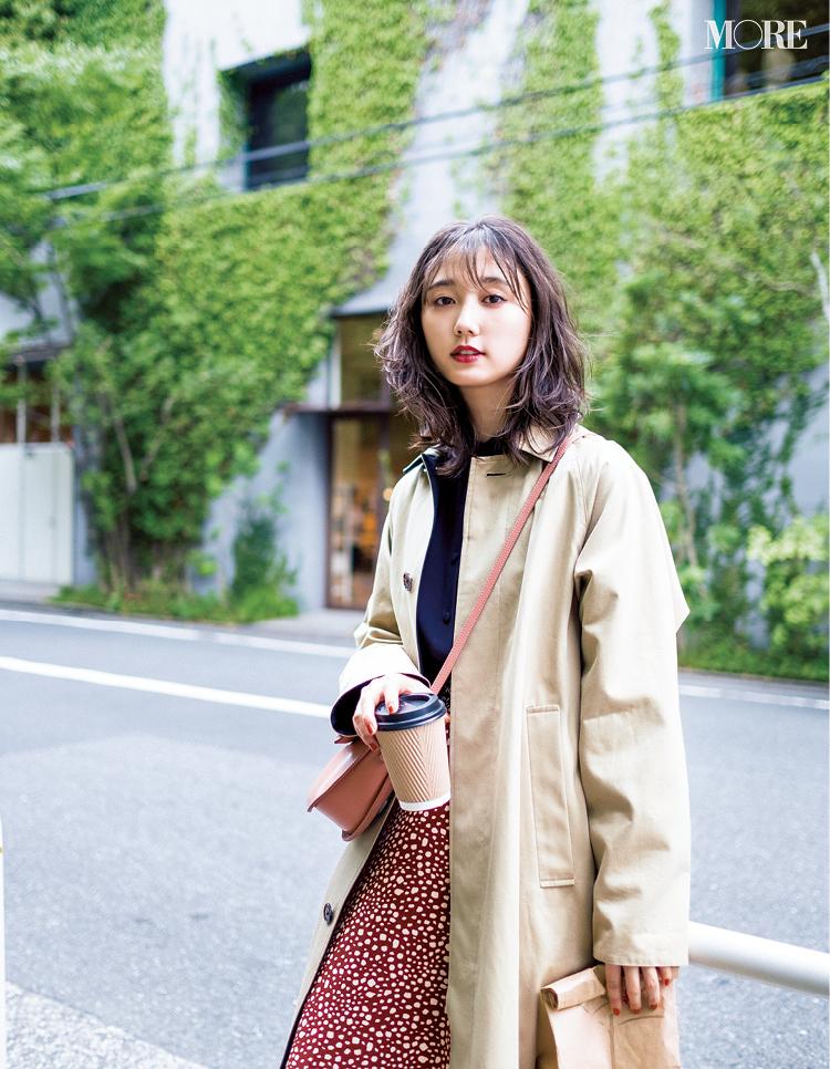 鈴木友菜主演・着回し連載『柄アイテムが必要だ。』 着回しアイテム&コーデPhoto Gallery_1_5