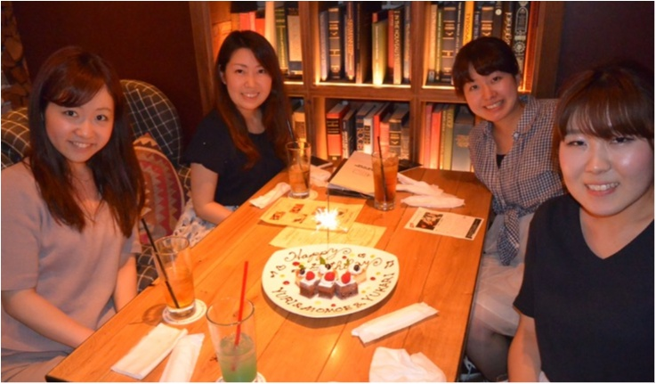 渋谷のオシャレカフェ♡LIVING ROOM CAFEで女子会!♡_5