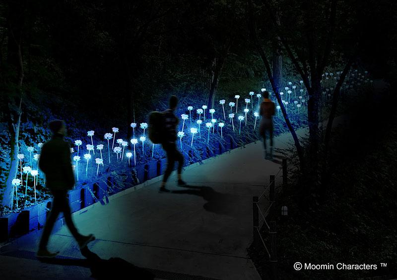 『ムーミンバレーパーク』でオーロラ&イルミネーション♡ photoGallery_1_4