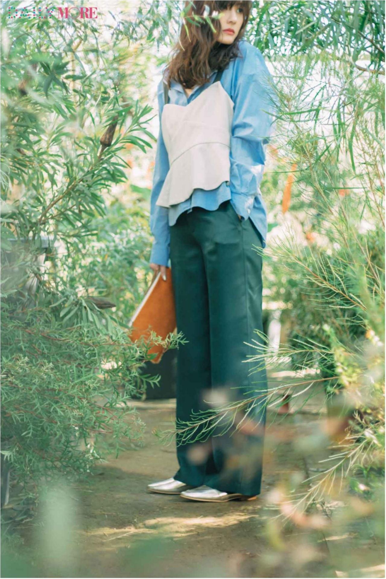 オシャレ女子は夏だって重ね着派♪ 初夏に着たい「サマーレイヤード」まとめ♡_1_7