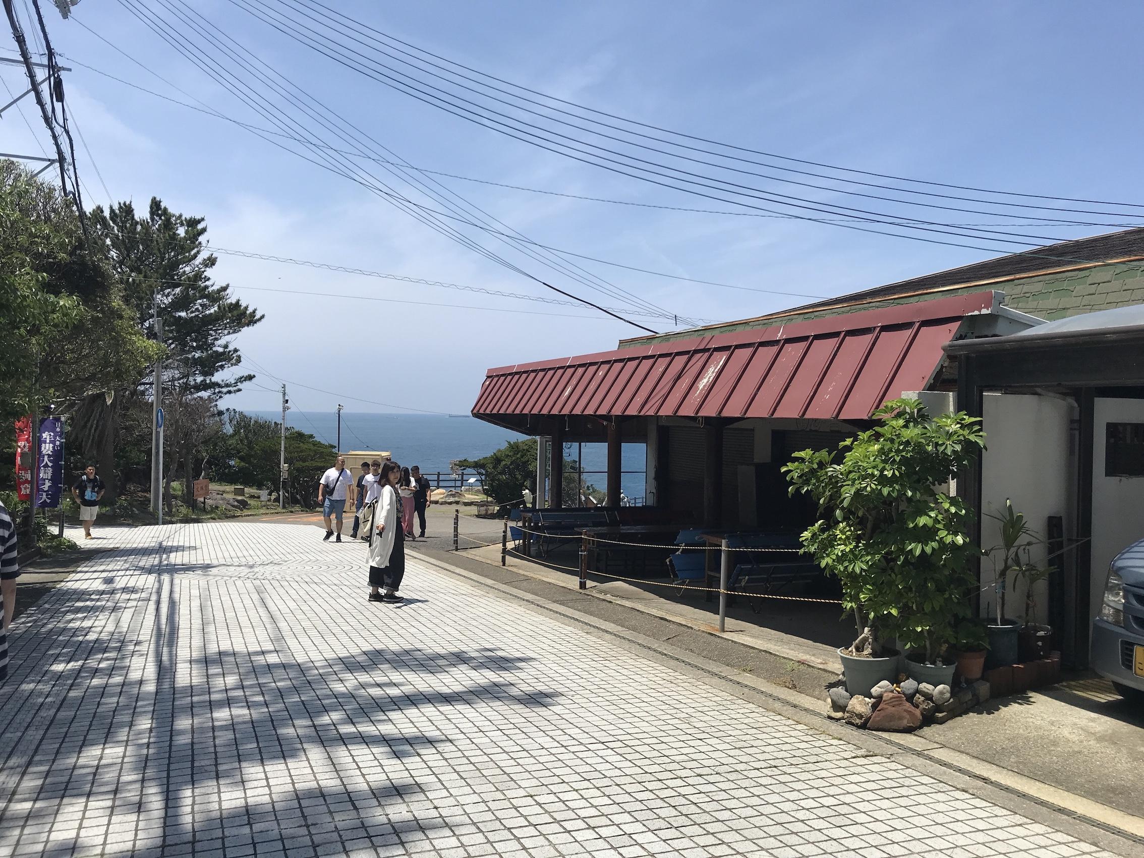 夏は!白浜!にTRIP【その3・三段壁と千畳敷】_1
