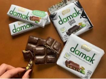 ピスタチオ入りチョコレート「ダマック」がおいしすぎる!