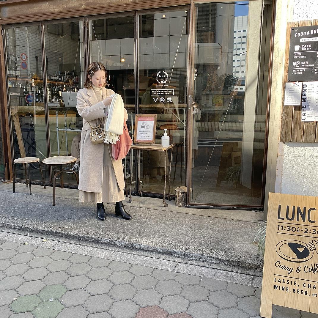 【都内カフェ】Nui HOSTEL & BAR LOUNGE_4