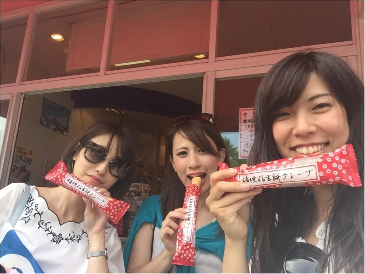 絶叫!富士急ハイランドで夏を実感_6