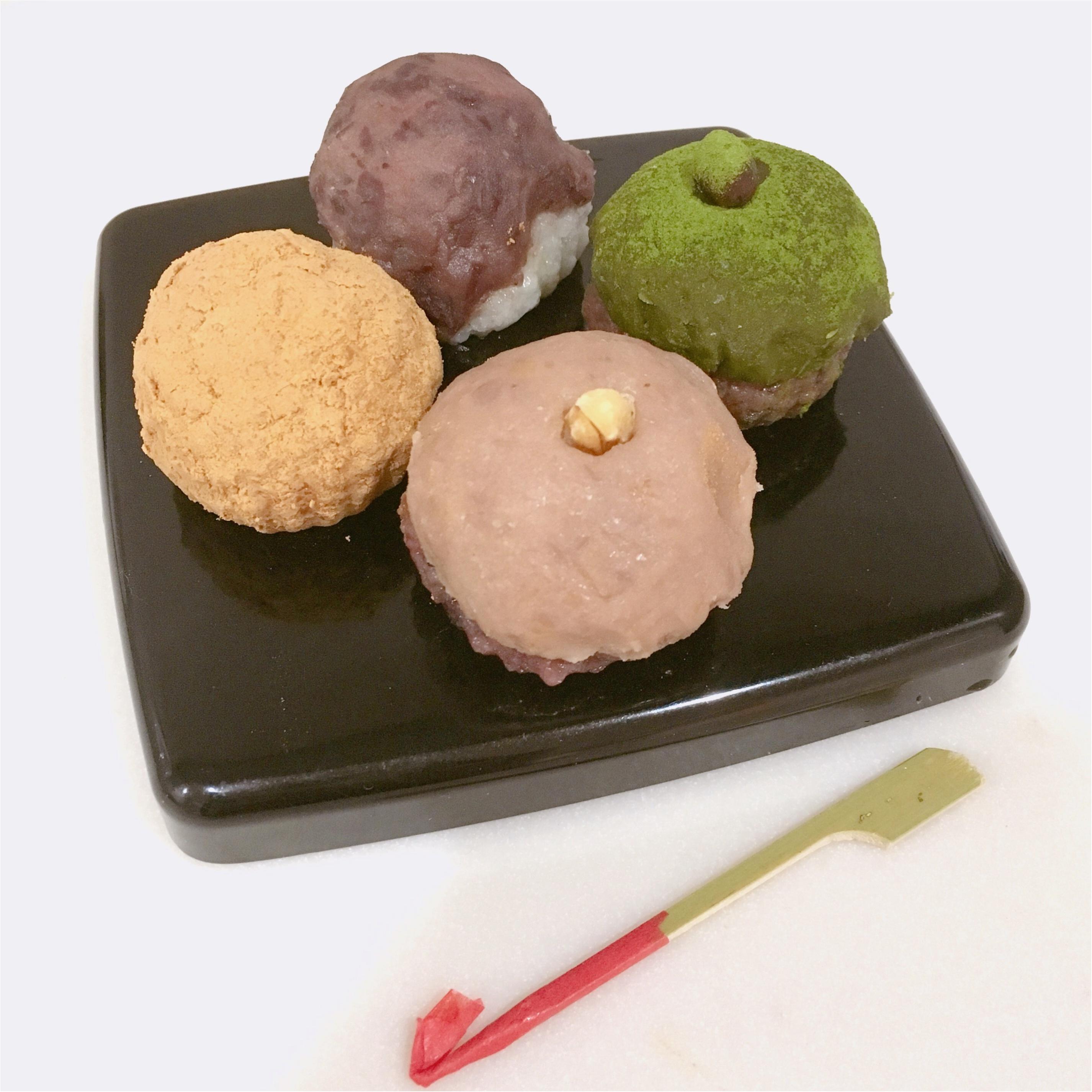 手土産にもぴったり♪人気和菓子店 《 森のおはぎ 》のオシャレなおはぎ♡_4