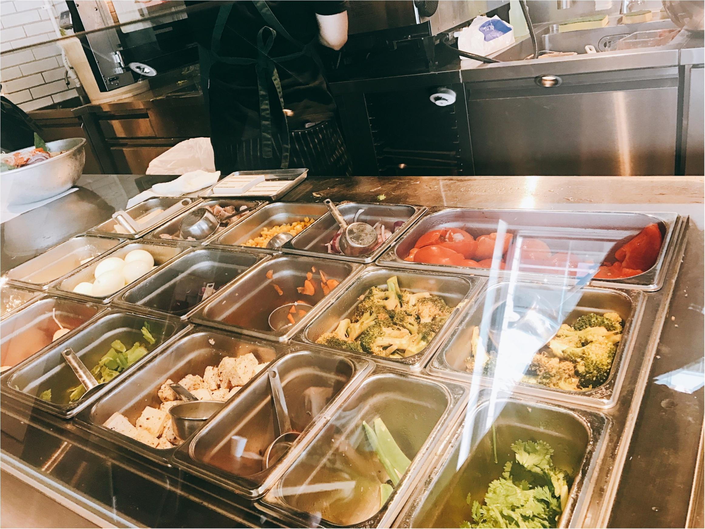 サラダを食べて健康に✭おしゃれなサラダ専門店クリスプサラダワークス✭_1