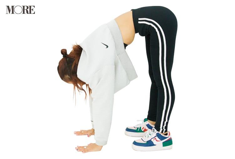 美ボディを目指す筋トレメニュー特集 - 二の腕やせ、脚やせなどジムや自宅でする簡単トレーニング方法をプロやモデルが伝授! PhotoGallery_1_18