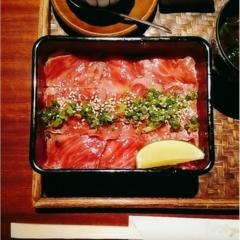 【三重グルメ】絶品☆レア松阪牛ステーキ丼がランチでお得に食べれるお店♪(443 まゆ