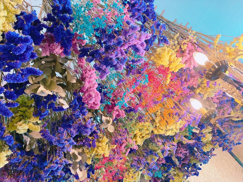 《静岡》お花に囲まれてる非日常空間の「カフェドフルール」に行ってきました♡_1