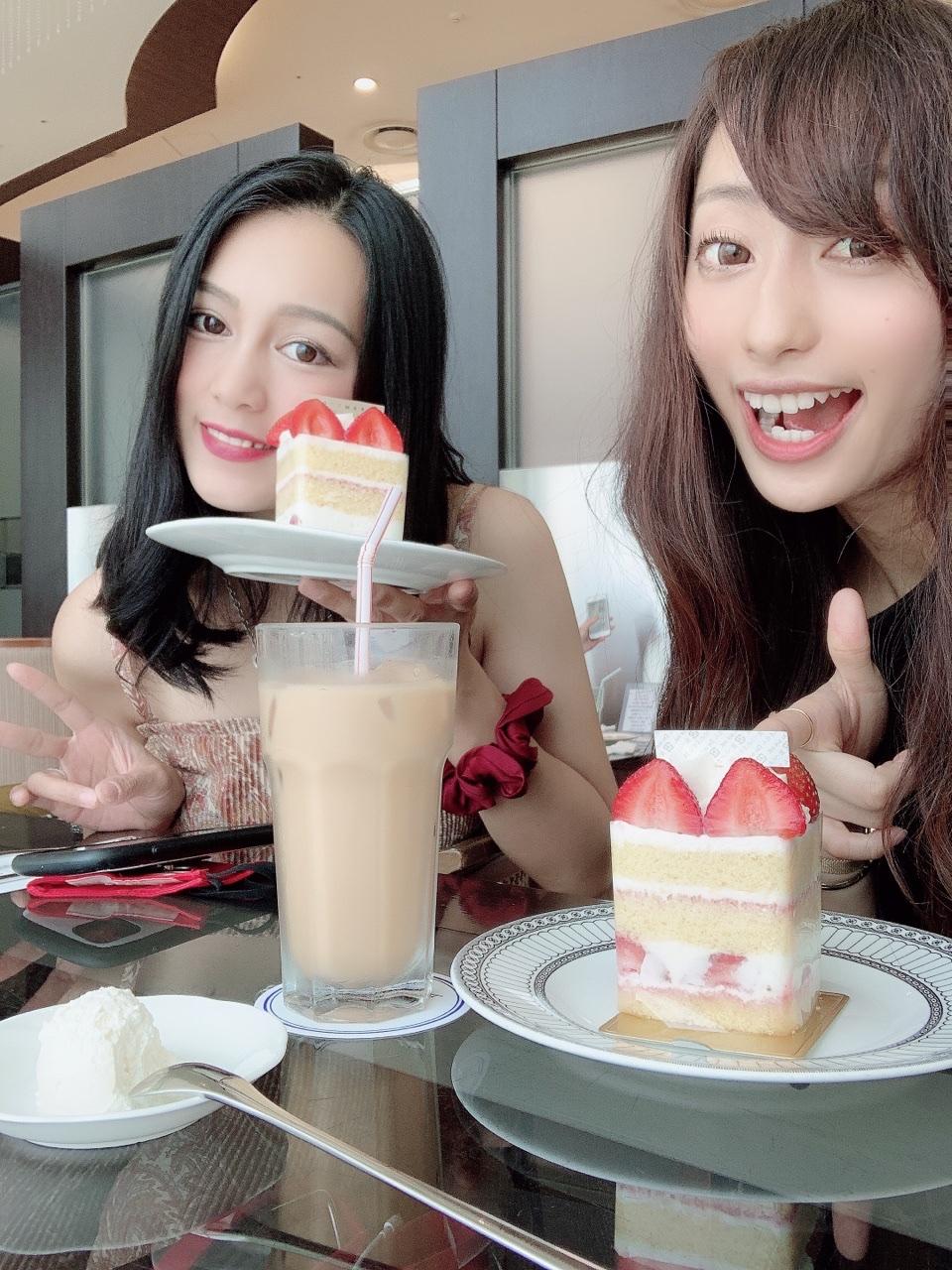 【名古屋一景色の良いcafe:カフェ ド シエル】in高島屋の51階_4
