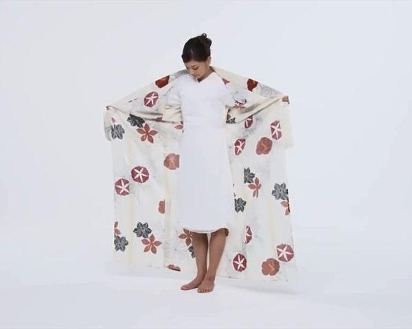 【わかりやすい動画付き】浴衣のセルフ着付け・帯の結び方 - 一人でできる! 女性の浴衣の着方は?_14