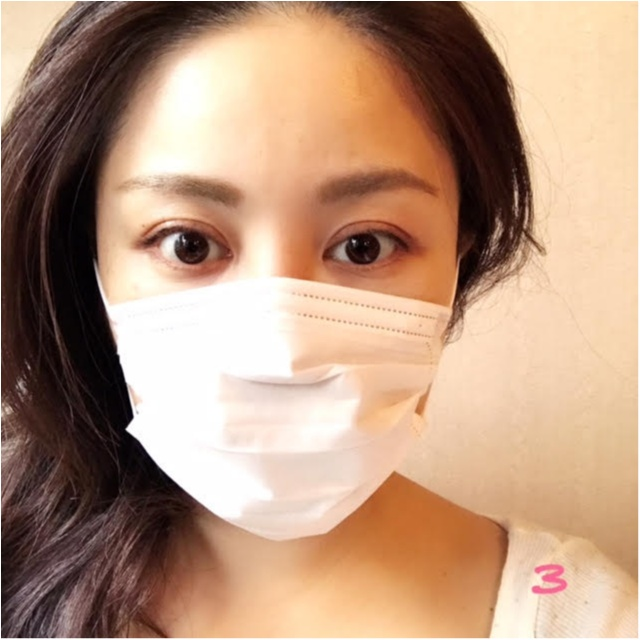 小顔に効果てきめん!花粉シーズンにぴったりの女子マスク比べてみました!5選_3