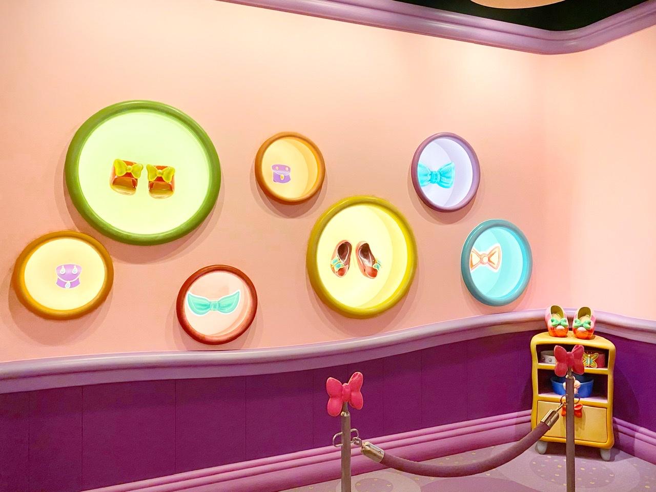 9月28日オープン!ディズニー新エリア【ミニーのスタイルスタジオ】大公開♡_7