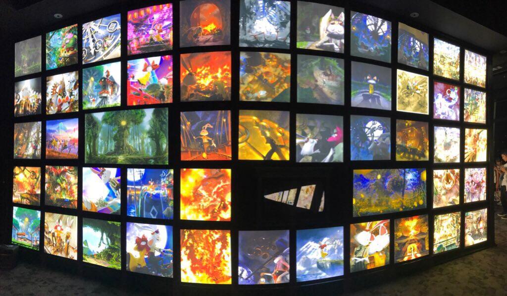 【にしのあきひろ 光る絵本展 in 東京タワー】色と光の美しさ、全世代を惹きつける魅力とは。_2