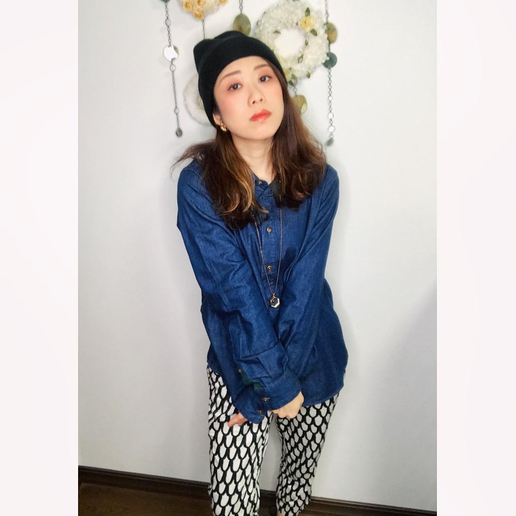 【オンナノコの休日ファッション】2020.5.6【うたうゆきこ】_1