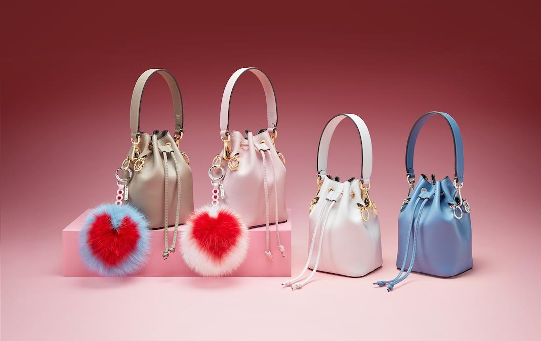 『フェンディ』がバレンタインに向けたカプセルコレクションを発売中! ラブリーなアイテムたちにノックアウト♡_1_2