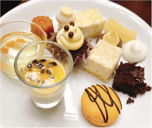 《#ホテルでハニーハント》ハチミツ好き&チーズ好き必見!ハチミツとチーズがテーマのランチブッフェが開催中♡_6