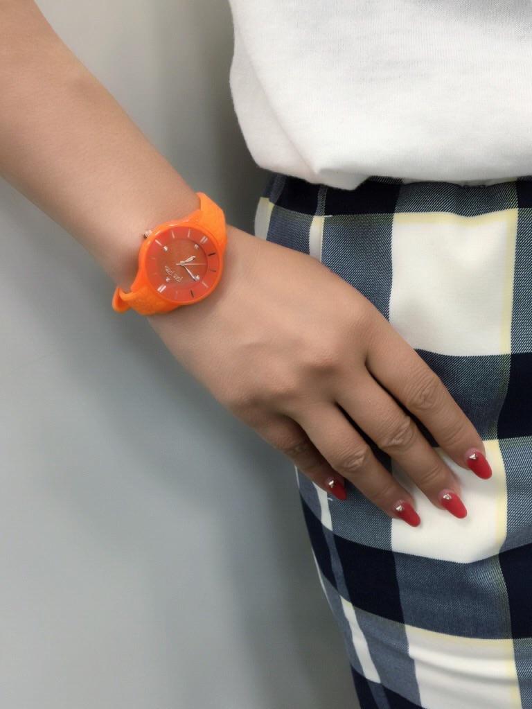【コレ買っちゃいました!】『フォリフォリ』の Candy Watch_1