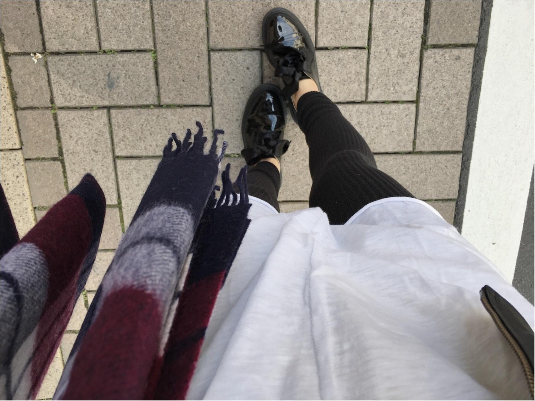 【UNIQLO】お洒落な人はみんな履いてる!《ヒートテックニットレギンス》脚長効果も?!_4