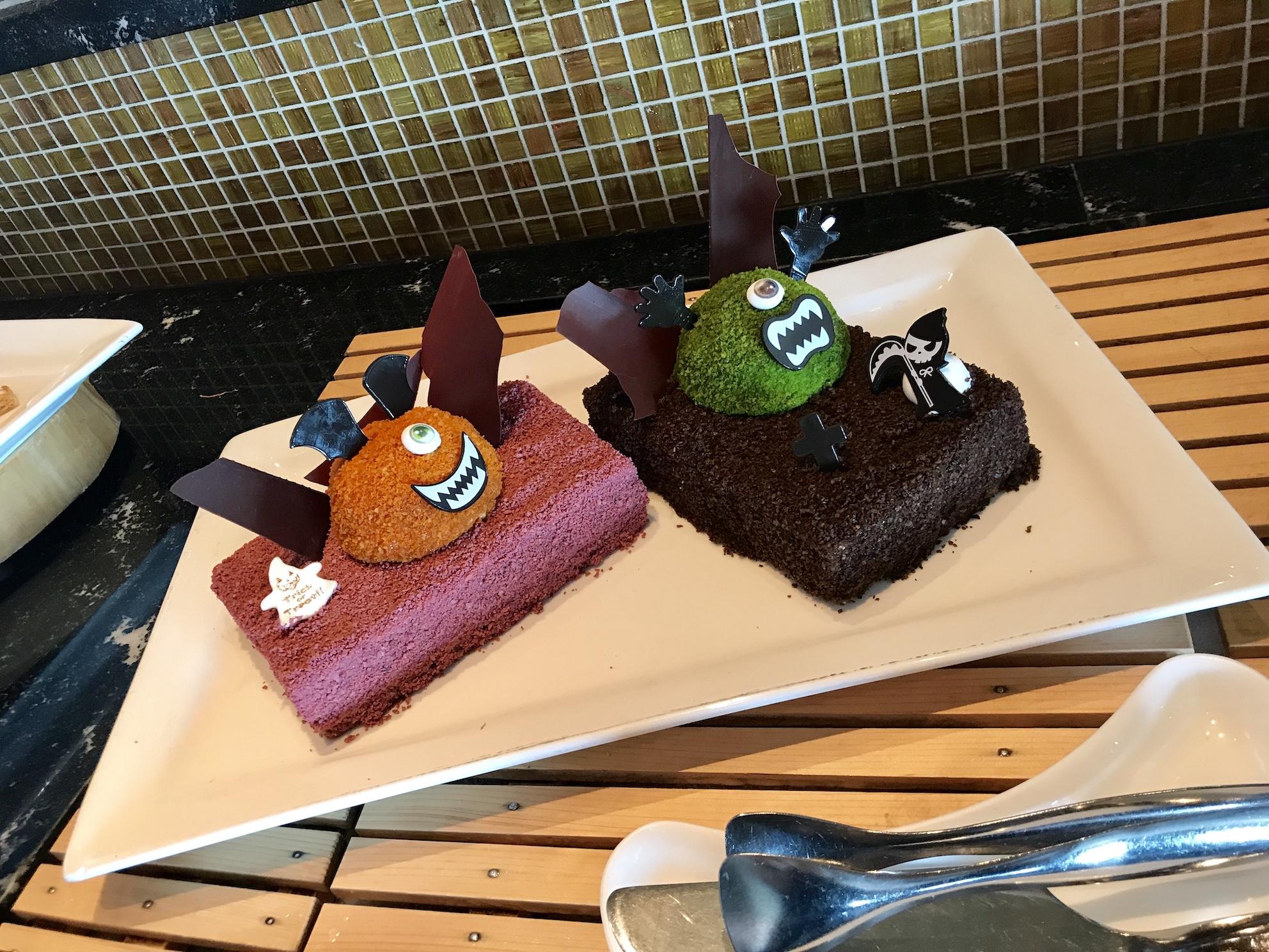 【ハロウィンスイーツブッフェへ出掛けよう!】10/5〜スタート!スイスホテル南海大阪 Swiss Chocoholic Halloween Buffet レセプションに行ってきました。【大阪 難波 なんば】_7