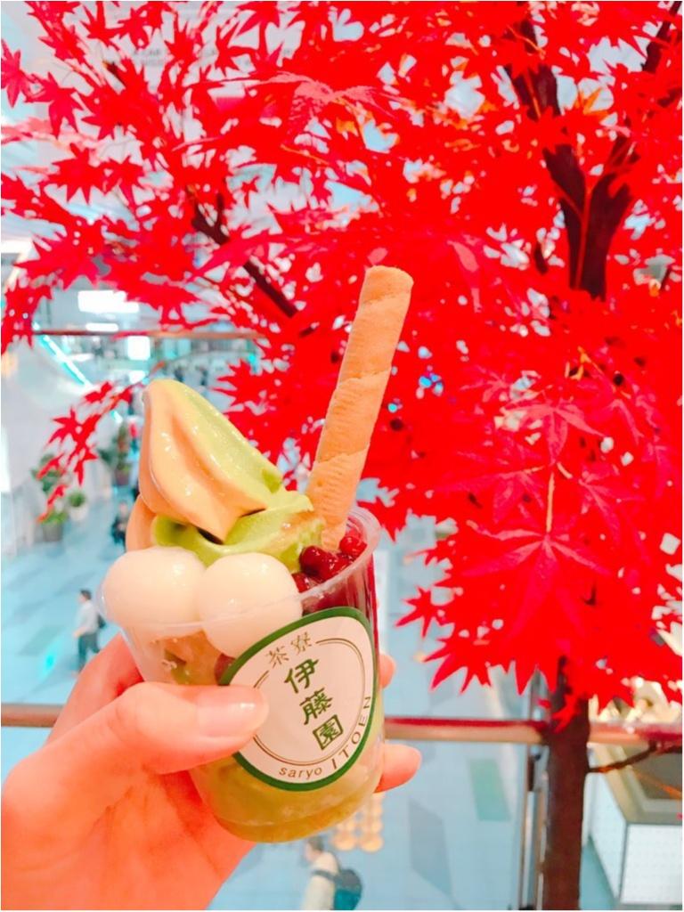 """《お茶の専門店♪》空の玄関口で""""和の癒しのひととき""""を♡_3"""