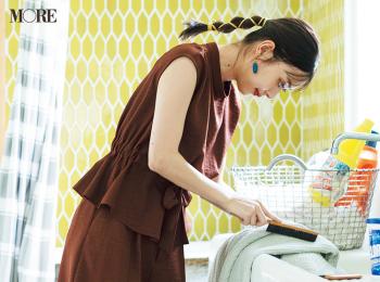 いつ誰が来てもいいように……! 内田理央主演『安くて洗えて可愛い夏コーデ着回し』6日目