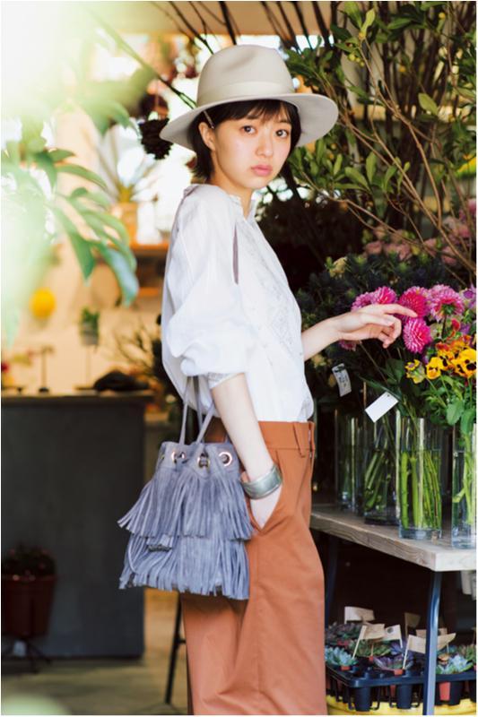 春の流行バッグは「四角い」か「小さい」がキーワード【休日編】_2
