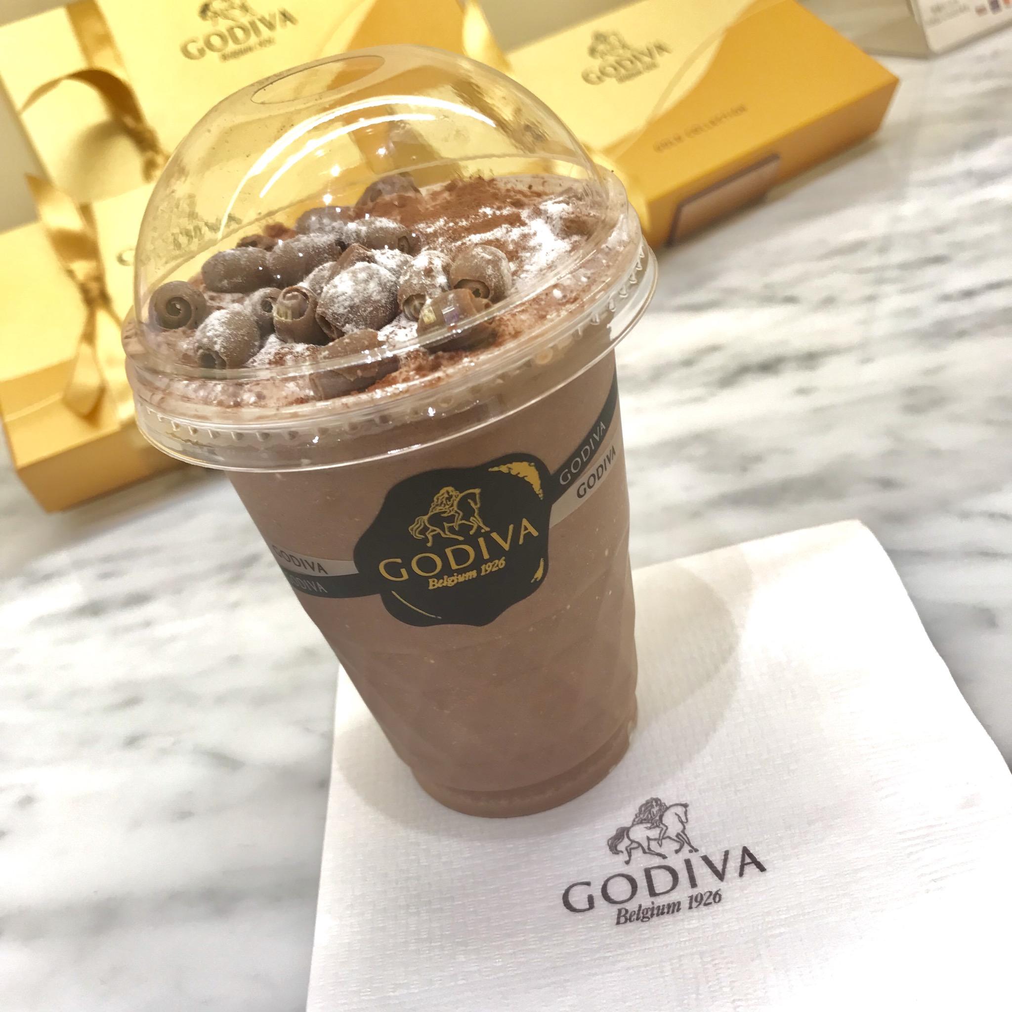 チョコ好き必見♡GODIVAが手がける濃厚ショコリキサー_1