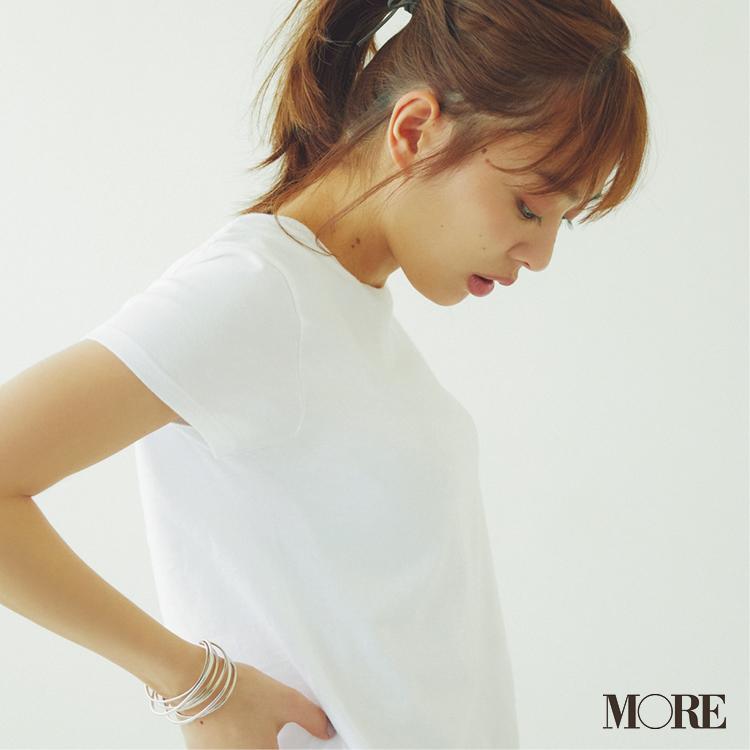 """内田理央が魅せる。今年のブラは""""服をキレイに見せる""""かどうかで選びましょう♡ 記事Photo Gallery_1_3"""