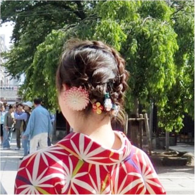 《小物・かんざし付きで¥2,900!》レンタル着物で浅草散策してきましたっ♡_3
