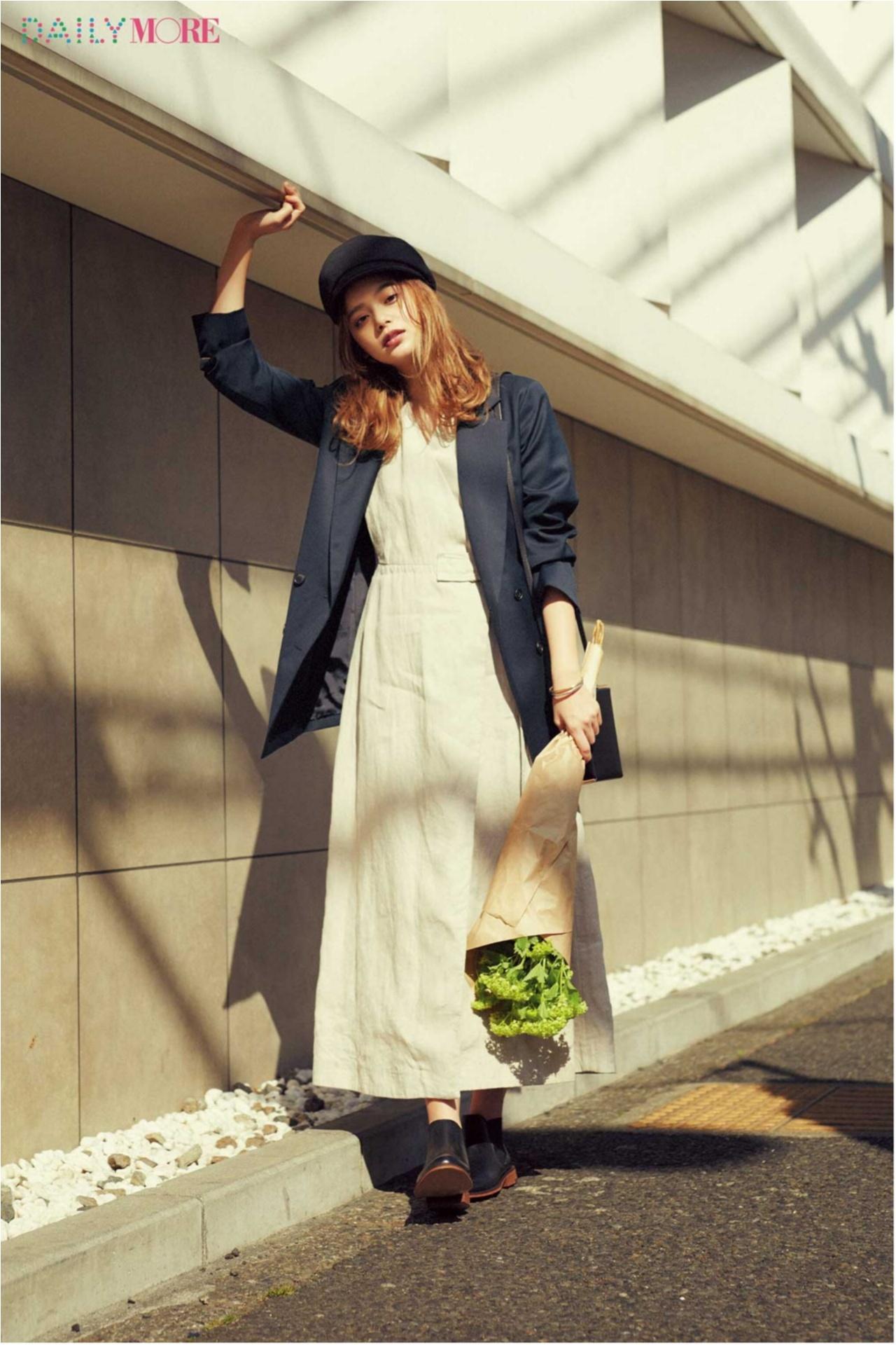 紫外線対策もオシャレにね♪【帽子】を使った春夏コーデまとめ♡_1_12